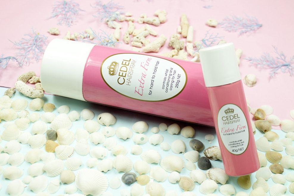 Gôm xịt tóc Cedel: Sản phẩm chăm sóc toàn diện cho mái tóc